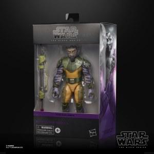 Star Wars Black Star Wars Rebels Garazeb Zeb Orrellios Action Figure