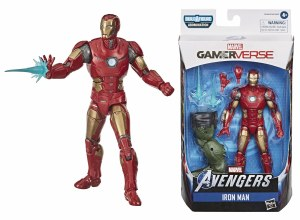 Marvel Legends Avengers Video Game Iron Man Action Figure