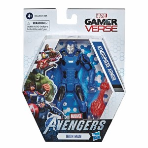 Avengers Gamerverse Iron Man 6 In Basic Action Figure