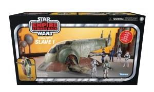 Star Wars The Vintage Collection Empire Strikes Back Boba Fett Slave-1 Vehicle