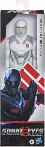 GI Joe Snake Eyes Titan Hero Storm Shadow 12in Action Figure