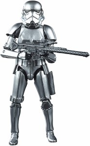 Star Wars Black Carbonized Graphite Stormtrooper AF