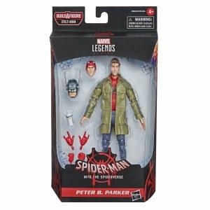 Marvel Legends Spider-Man Into the Spider-Verse Peter B Parker Action Figure