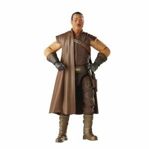Star Wars Black The Mandalorian Greef Karga Action Figure