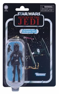 Star Wars The Vintage Collection Return of the Jedi TIE Fighter Pilot 3.75 In Action Figure