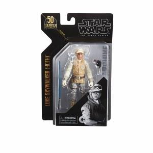 Star Wars Black Luke Skywalker in Hoth Gear Action Figure