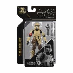 Star Wars Black Archive S2 Shoretrooper Action Figure