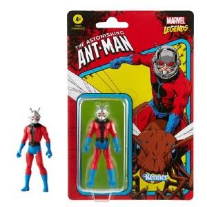 Marvel Legends Retro 3.75in Ant-Man Action Figure