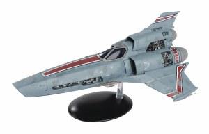 Battlestar Galactica Ships Mag #15 Viper Blood And Chrome