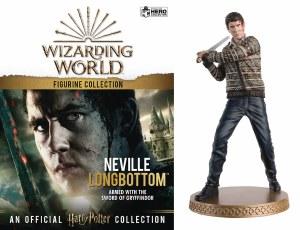Wizarding World Figurine Collection #32 Neville Longbottom