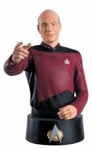 Star Trek Bust Coll #10 Picard