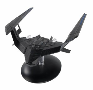 Star Trek Discovery Fig Mag #22 Stealth Ship