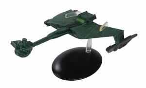 Star Trek Discovery Fig Mag #26 Klingon D7 Ship