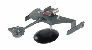 Star Trek Starships Special #18 Klingon Ktinga-Class Battle Cruiser