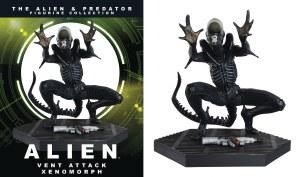 Alien And Predator Megas #9 Xenomorph Vent Attack