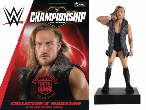 WWE Fig Championship Coll #31 Pete Dunne
