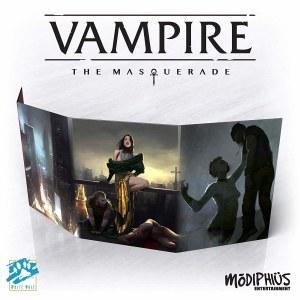 Vampire the Masquerade Fifth Edition Storyteller Screen