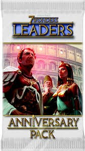 7 Wonders Leaders Anniversary Pack