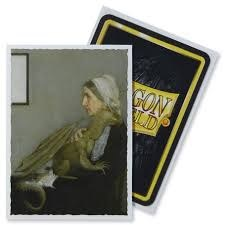 Dragon Shield Art Sleeves Classic Whistlers Mother 100 count