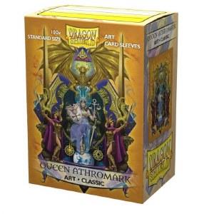Dragon Shield Queen Ahtromark Classic 100ct Sleeves