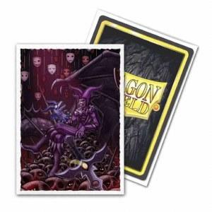 Dragon Shield Art Sleeves Matte Saturion 100 count