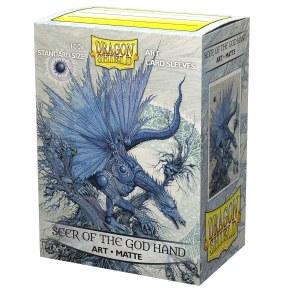 Dragon Shield Art Sleeves Seer of the Godhand