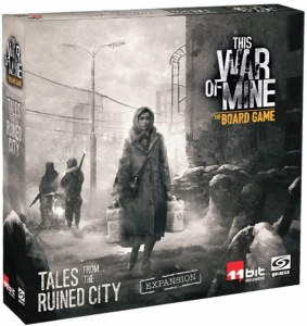 This War Of Mine Tales from the Ruined City Expansion