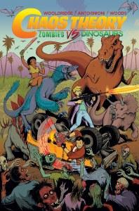 Chaos Theory Zombies Vs Dinosaurs