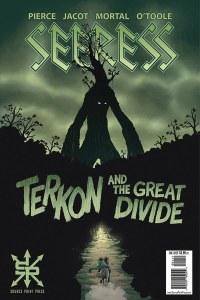 Seeress Terkon and Great Divide Oneshot
