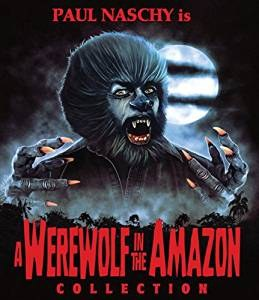 A Werewolf in the Amazon Collection DVD