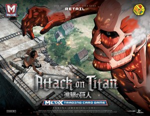 Attack on Titan TCG Starter Set