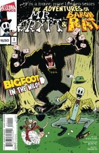 Adventures of Mr Crypt & Baron Rat #1