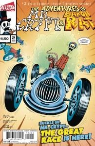 Adventures of Mr Crypt & Baron Rat #2