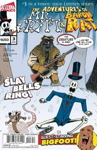 Adventures of Mr Crypt & Baron Rat #3