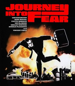Journey Into Fear Blu ray