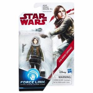 Star Wars Forcelink Jyn Erso Jedha 3 3/4 AF