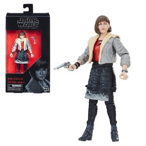 Star Wars Black Solo Qi'Ra Corellian Outfit