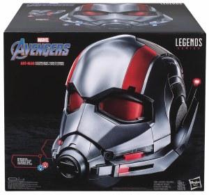 Marvel Legends Avengers Ant-Man Helmet Prop Replica