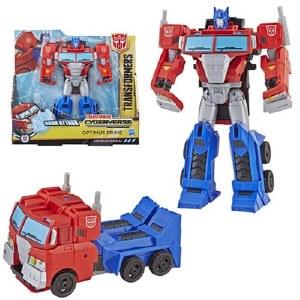 TransFormers Cyberverse Bash Attack Optimus Prime