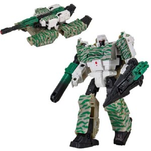 TransFormers War for Cybertron Generation Select Voyager Combat Megatron AF