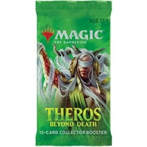 MTG Theros Beyond Death Collectors Booster Pack