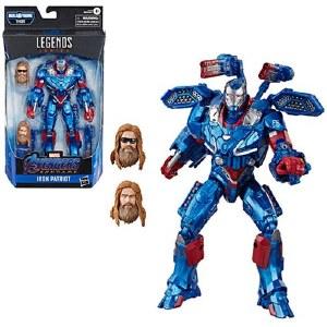 Marvel Legends Avengers Endgame Iron Patriot AF