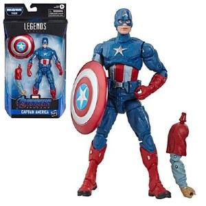 Marvel Legends Avengers Endgame Captain America Version 2 Action Figure