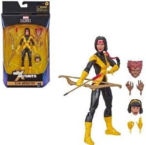 Marvel Legends New Mutants Dani Moonstar Walgreens Exclusive Action Figure
