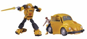 Transformers Masterpiece MP45 Bumblebee AF