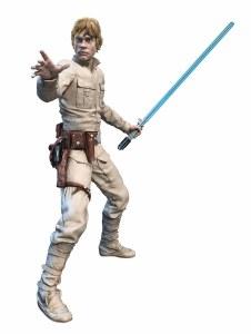 Star Wars Black Hyperreal Luke Skywalker Bespin 8 In Action Figure