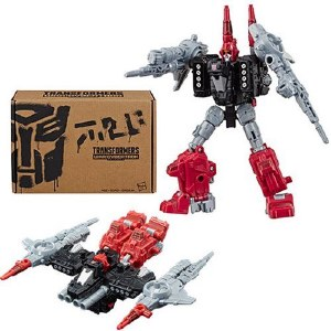 TransFormers Generations Select Deluxe Powerdasher Cromar Action Figure
