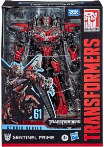 Transformers Studio Series Voyager Class Sentinel Prime Action Figure