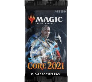 Magic the Gathering MTG Core Set 2021 Booster Pack