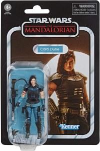 Star Wars The Vintage Collection Mandalorian Cara Dune 3 3/4 AF